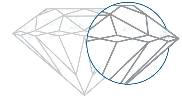 VS1 Clarity Diamond Example