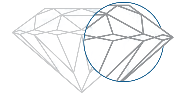 VVS1 Clarity Diamond Example
