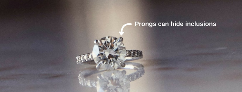Engagement Ring Prongs